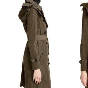 Stunning Burberry Brit trench coat